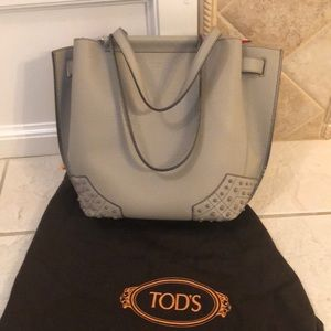 Tod's tote/bucket bag